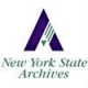 New York State Archives logo