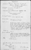 Pension File for Edward Condon