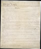 1787 - The Constitution of the United States - Page 1