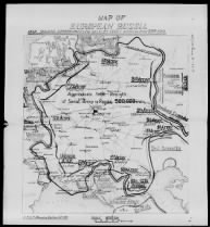 Reports and Maps Indicating Location of Allied and Enemy Troops, 1918 and 1919 (32.2) - Page 9