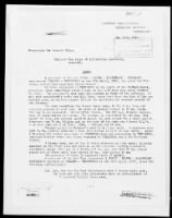 A German prisoner's report of his country's tank strength