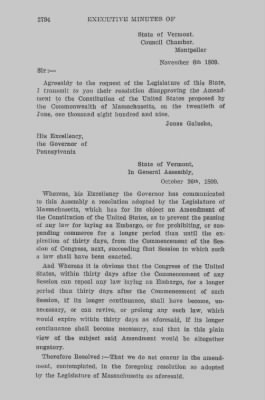 Executive Minutes of Governor Simon Snyder 1808-1812 > Page 2794