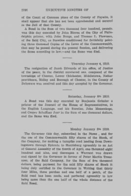 Executive Minutes of Governor Simon Snyder 1808-1812 > Page 2798