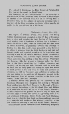 Executive Minutes of Governor Simon Snyder 1808-1812 > Page 2815