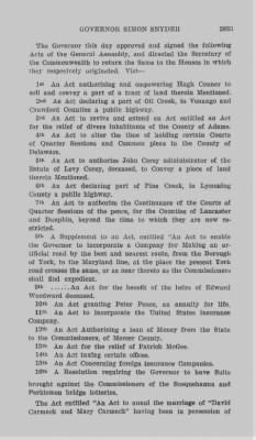 Executive Minutes of Governor Simon Snyder 1808-1812 > Page 2833