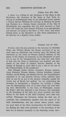 Executive Minutes of Governor Simon Snyder 1808-1812 > Page 2876