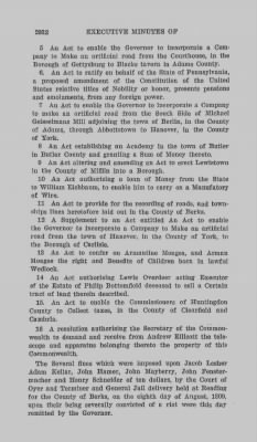 Executive Minutes of Governor Simon Snyder 1808-1812 > Page 2932