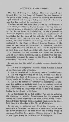 Executive Minutes of Governor Simon Snyder 1808-1812 > Page 2961