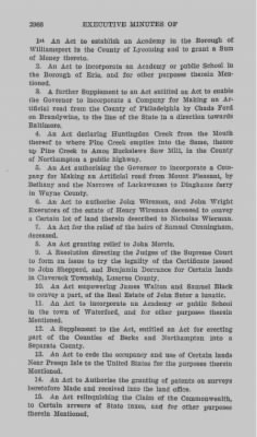 Executive Minutes of Governor Simon Snyder 1808-1812 > Page 2966