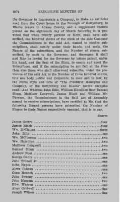 Executive Minutes of Governor Simon Snyder 1808-1812 > Page 2974