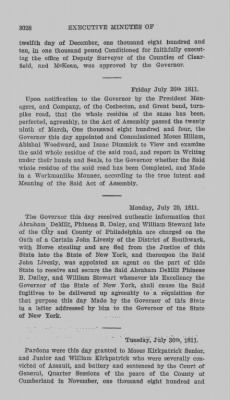 Executive Minutes of Governor Simon Snyder 1808-1812 > Page 3028