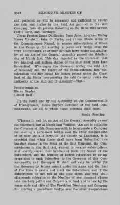 Executive Minutes of Governor Simon Snyder 1808-1812 > Page 3040
