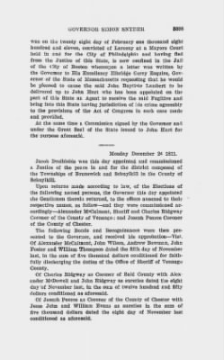 Executive Minutes of Governor Simon Snyder 1808-1812 > Page 3093