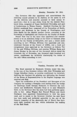 Executive Minutes of Governor Simon Snyder 1808-1812 > Page 3096