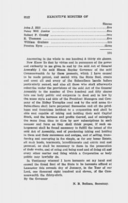 Executive Minutes of Governor Simon Snyder 1808-1812 > Page 3112