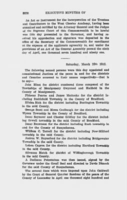 Executive Minutes of Governor Simon Snyder 1808-1812 > Page 3176
