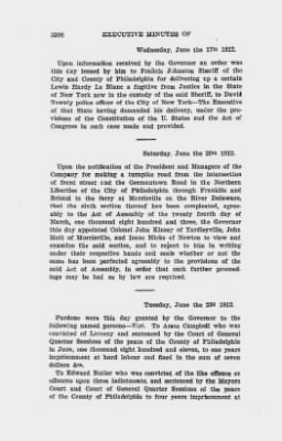Executive Minutes of Governor Simon Snyder 1808-1812 > Page 3208