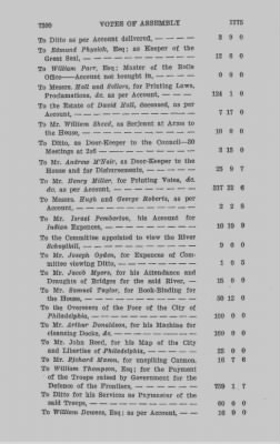 Votes of Assembly 1775 > Page 7300