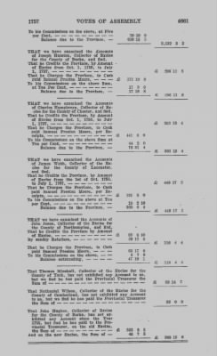 Votes of Assembly 1757 > Page 4661