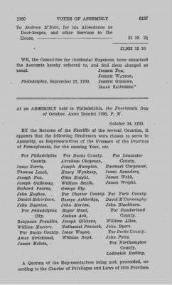 Votes of Assembly 1760 > Page 5157