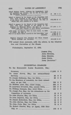 Votes of Assembly 1761 > Page 5278