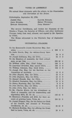 Votes of Assembly 1762 > Page 5366