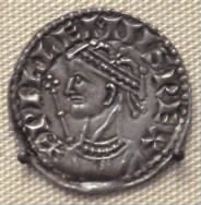 The great Norman, Guillaume le Conquérant, who conquered England from the Anglo-Saxons in A.D. 1066.