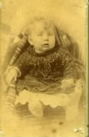 Minnie Adelaide Hoyd's baby picture