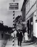 Jews Are In This Place - NotWanted  - Schwedt Germany 1938.jpg