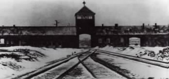 TrainTracksLeadingToAuschwitzConcentrationCamp.jpg