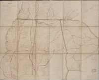Map of the Military Division of the West : (Genl. G.T. Beauregard comdg.) Hd. Qrs. Engrs. Office, Dept. Miss., Ala. &c. / Walter J. Morris, capt. and chief engr. in charge. - Page 1