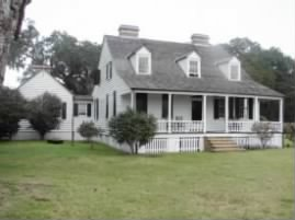 Snee Farm House, Charleston, SC