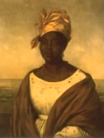 Free Woman of Color, New Orleans, 1844