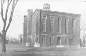 Old Main at Knox College, Galesburg, IL