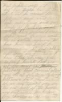 Archibald Euwer letter to brother John Euwer Civil War 8 Sep 1862 Page 2.jpg