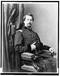 4657 - Major General Winfield S. Hancock, three-quarter length portrait, seated, facing front - Page 1