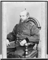 4808 - Major General John McAllister Schofield, three-quarter length portrait, seated facing left - Page 1