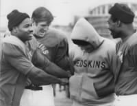 Bobby Mitchell, Jerry Smith, Sonny Jurgensen and Charley Taylor in 1967..jpg