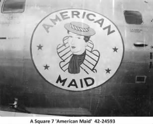 A Square 7 - American Maid 42-24593 - Page 1