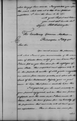 Foreign Ltrs of Robert R Livingston > Page 221