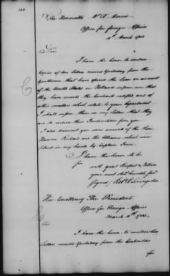 Foreign Ltrs of Robert R Livingston > Page 232
