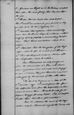 Foreign Ltrs of Robert R Livingston > Page 234