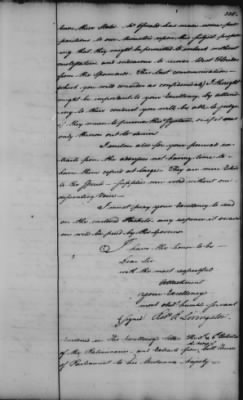 Foreign Ltrs of Robert R Livingston > Page 235