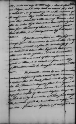 Foreign Ltrs of Robert R Livingston > Page 253