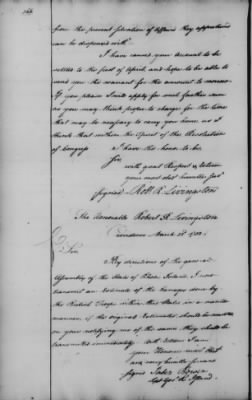 Foreign Ltrs of Robert R Livingston > Page 266