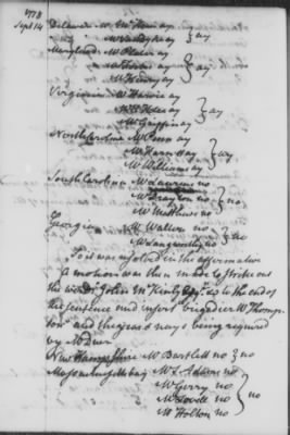 Aug 25 - Oct 13, 1778 (Vol 18) > Page 78