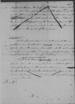 Repts from Cambridge and Valley Forge > Page 115