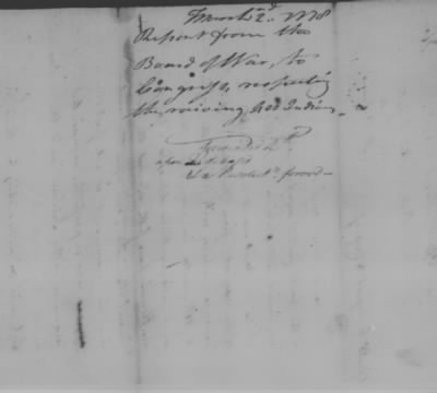 Repts from Cambridge and Valley Forge > Page 204