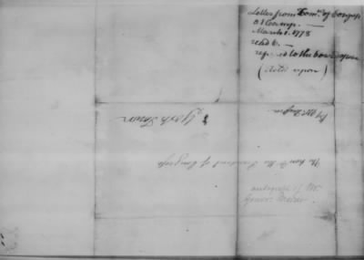 Repts from Cambridge and Valley Forge > Page 221a