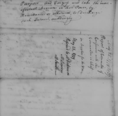 Repts from Cambridge and Valley Forge > Page 292